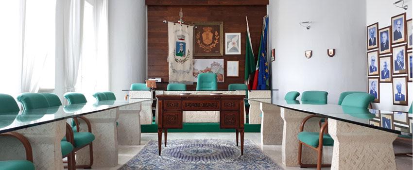 Sala Consiliare Casoli