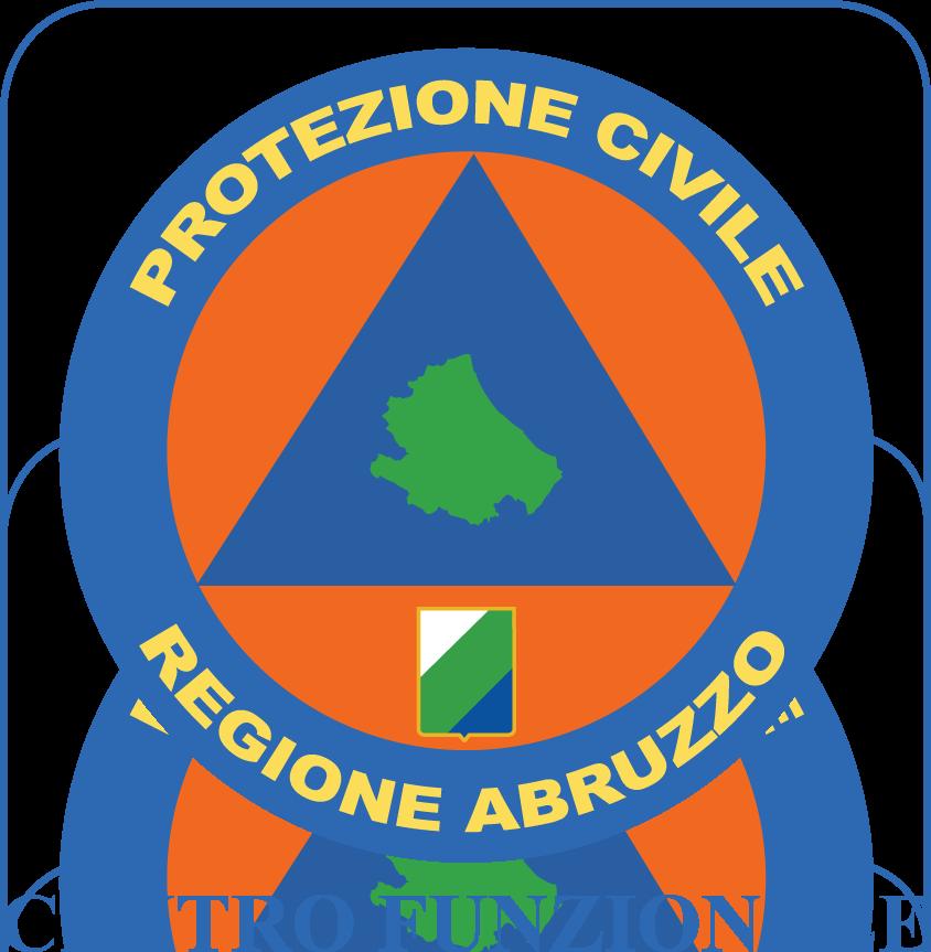 logo centro funzionale protezione civile abruzzo