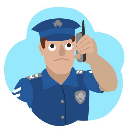 Polizia al telefono