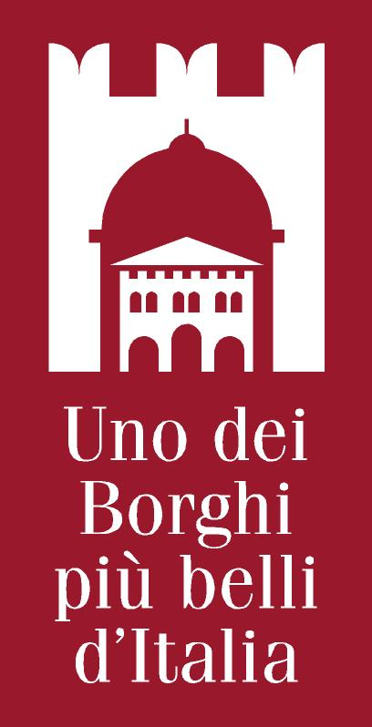 Logo Uno dei più bei borghi d'Italia