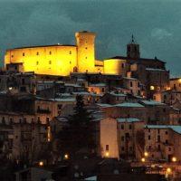 Castello Ducale di sera