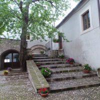 Cortile Castello Ducale