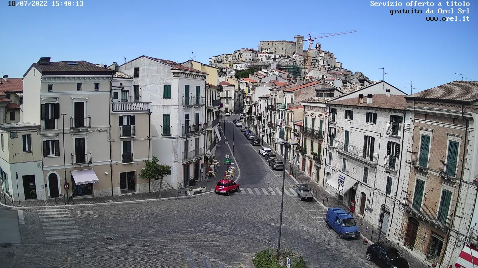 Webcam Casoli